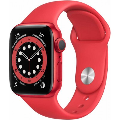 Apple Watch Series 6 44mm Красный(Product red)
