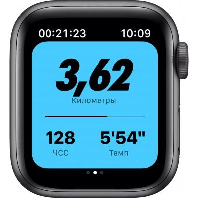 Apple Watch Series 6 Nike 44mm Антрацитовый/черный