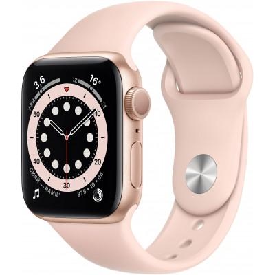 Apple Watch Series 6 44mm Розовый песок