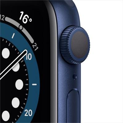 Apple Watch Series 6 40mm Темный ультрамарин
