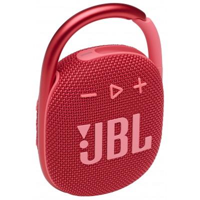 Акустика JBL Сlip 4 (Red) JBLCLIP4RED