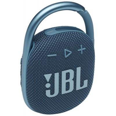 Акустика JBL Сlip 4 (Blue) JBLCLIP4BLU