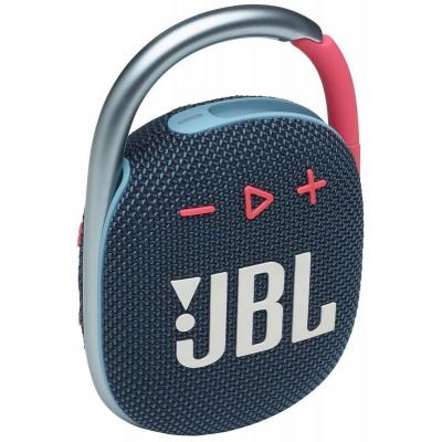 Акустика JBL Сlip 4 (Blue and Pink) JBLCLIP4BLUP