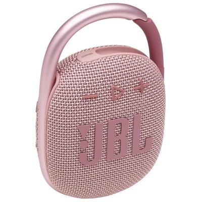Акустика JBL Сlip 4 (Pink) JBLCLIP4PINK