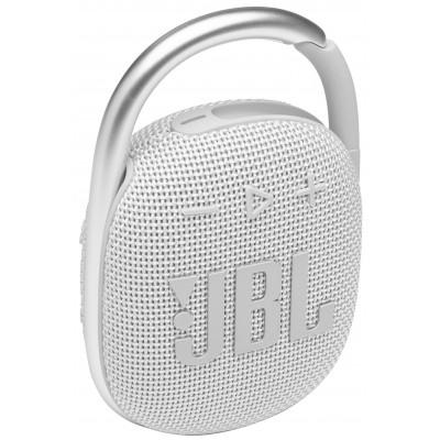 Акустика JBL Сlip 4 (White) JBLCLIP4WHT